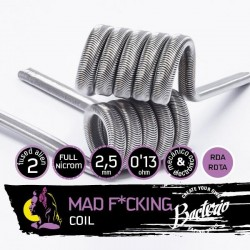 BACTERIO MAD F*CKING COIL...