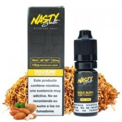 Gold Tobacco 10ml By Nasty...