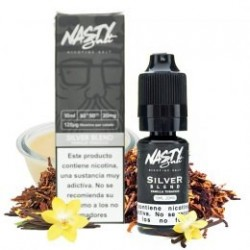 Silver Tobacco 10ml - Nasty...