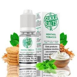 Sukka Salts Tobacco Menthol...
